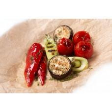 Овощи, приготовленные на гриле