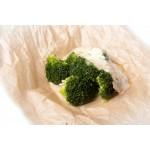 Капуста брокколи в сливочном соусе